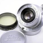 LEICA ライカ Summaron ブルーコーテッド ズマロン 35mmF3.5 L 前期