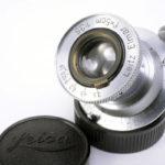 LEICA ライカ Elmar ノンコートエルマー 50mmF3.5 L 戦前(LeicaShopくらもち整備済)