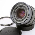 Leica ライカ Summicron ズミクロンR 35mm F2 3カム (3-CAM) フード組込