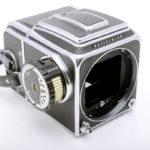 Hasselblad ハッセルブラッド 500Cボディ+ アキュート + ノブメーター + A12マガジン + WLファインダー