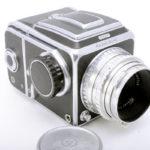 Hasselblad ハッセルブラッド 1000F + Tessar テッサー 80mm F2.8 T