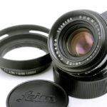 LEICA ライカ Summicron ズミクロン 35mmF2 第3世代 M + フード