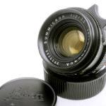 LEICA ライカ Summicron ズミクロン 35mmF2 第3世代 M
