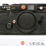 LEICA ライカ M6 クラシック ブラック 0.72 1988年