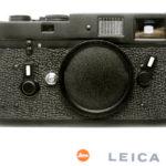 LEICA ライカ M4 ブラッククローム 141万台 1975年 ドイツ製