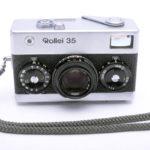 Rollei 35 Tessar ローライ テッサー 40mmF3.5 3.5/40 シルバー