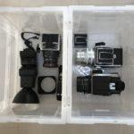 ハッセルSWC/M、500C/M、503CX、Sプラナー120mm f5.6などを買い取らせていただきました!