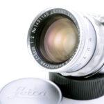 LEICA ライカ Summicron ズミクロン 固定鏡胴 50mmF2 前期型 M(山崎光学OH済)