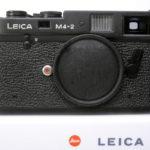 LEICA ライカ M4-2 ブラッククローム 1979年 カナダライツ社製(中村光学OH済)