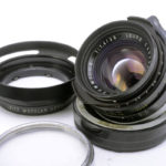 LEICA ライカ Summilux ズミルックス 35mmF1.4 第2世代 後期(ver.2) 無限ストッパー + フード12504