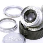 LEICA ライカ Summaron ブルーコーテッド ズマロン 35mmF3.5 L 前期 + UVaフィルター + L-Mアダプター