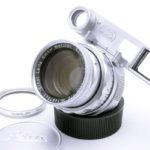LEICA ライカ Summicron ズミクロン DR 50mmF2 M 前期(中村光学OH済)+ UVフィルター