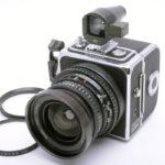 Hasselblad ハッセルブラッド SWC 黒 nonT* ビオゴン 38mmF4.5 黒鏡胴(中村光学整備済)