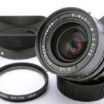 LEICA ライカ ELMARIT エルマリート 28mmF2.8 第3世代+ UVaフィルター + フード