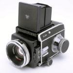 ROLLEIFLEX ローライフレックス SL66 + Planar プラナー 80mm F2.8 HFT(中村光学整備済)