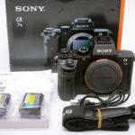 SONY ソニー α7II アルファ7II 35mmフルサイズ・ミラーレス一眼レフデジタルカメラ