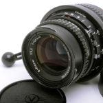 Hasselblad ハッセルブラッド S-Plannar S-プラナーC120mm F4 黒鏡胴 + フォーカシングハンドル
