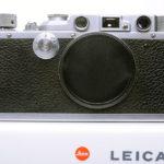 LEICA ライカ バルナック Ⅲ3 (D3) シルバークローム 1936年製(LeicaShopくらもちOH済)