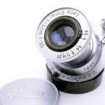LEICA ライカ Elmar ブルーコーテッド赤エルマー 50mmF3.5 L