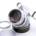 LEICA ライカ Summicron ズミクロン DR 50mmF2 M 前期 メガネ付 + UVaフィルター