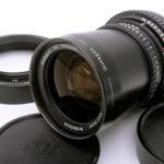 Hasselblad ハッセルブラッド Distagon ディスタゴン C 50mm F4 T* 黒 + フード