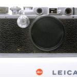 LEICA ライカ バルナック Ⅲ3 (D3) シルバークローム 1934年製(中村光学OH済)