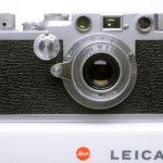 LEICA ライカ バルナック IIIf 3f RD レッドダイヤル 1953年製 (LeicaShopくらもちOH済)+インダスター50mmF3.5