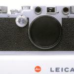 LEICA ライカ Ⅲc 3c 1943-45年 段付き 戦中モデル(LeicaShopくらもちOH済)