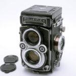 ROLLEIFLEX ローライフレックス 3.5F Planar プラナー 75mmF3.5