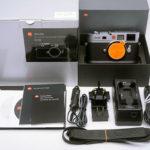 LEICA ライカ M8 デジタル シルバーボディ 元箱、付属品一式