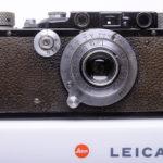 LEICA ライカ バルナック Ⅲ3 (D3) ブラックペイント 1934 + Elmar 50mm F3.5 戦前