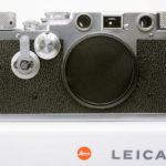 LEICA ライカ バルナック IIIf 3f RD レッドダイヤル セルフ付 1950年製