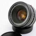 Leica ライカ Summicron ズミクロンR 50mmF2 3カム (3-CAM) フード組込
