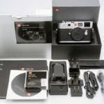 LEICA ライカ M8 デジタル シルバーボディ 元箱、付属品一式+UV/IRフィルターE39