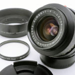 LEICA ライカ Elmarit エルマリート R 35mm F2.8 M42改(元Type-I 1カム)+ フィルター + フード