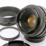LEICA ライカ Summicron ズミクロン R 50mmf2.0 M42改(元Type-I  1カム)+ フィルター + フード