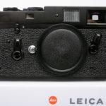 LEICA ライカ M4 ブラッククローム 126万台 1970年 ドイツ製