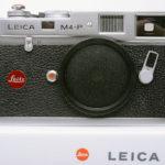 LEICA ライカ M4-P 70周年記念モデル クローム + 元箱一式 整備済