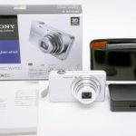 SONY ソニー Cyber-shot DSC-WX100 ホワイト