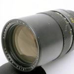 LEICA ライカ ELMARIT-R エルマリート 135mm F2.8 3カム