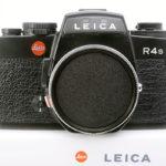LEICA ライカ 一眼レフ R4S ブラック