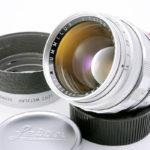 LEICA ライカ Summilux ズミルックス 50mmF1.4 第1世代 後期 M + 純正フード