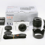 Panasonic LUMIX DMC-GF2W ダブルレンズキット ホワイト