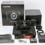 FUJIFILM 富士フィルム X-T10 単焦点レンズキット(XF23mmF2WR)