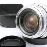 HASSELBLAD ハッセルブラッド Planar プラナー C 80mm F2.8 白鏡胴 nonT*(中村光学OH済)
