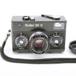 Rollei 35S Sonnar ローライ ゾナー 40mmF2.8 2.8/40 HFT ブラック+フード+フィルター