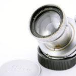 LEICA ライカ Summar ズマール 50mmF2 L クローム 1934年 ドイツ製(LeicaShopくらもちOH済)