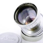 LEICA ライカ Summitar 戦後コーテッド ズミタール 後期 丸絞り 50mm F2 L(LeicaShopくらもちOH済)