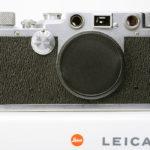 LEICA ライカ Ⅲc 3c シャークスキン 1949年 戦後(Leica ShopくらもちOH済)