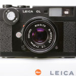 LEICA CL(整備済)+ M-Rokkor 40mm F2 セット